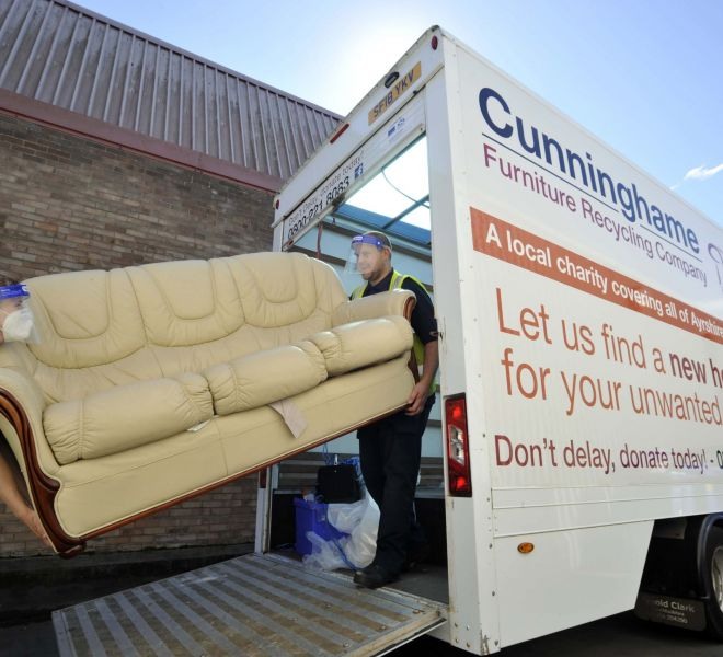 Cunninghame Furniture Recycling