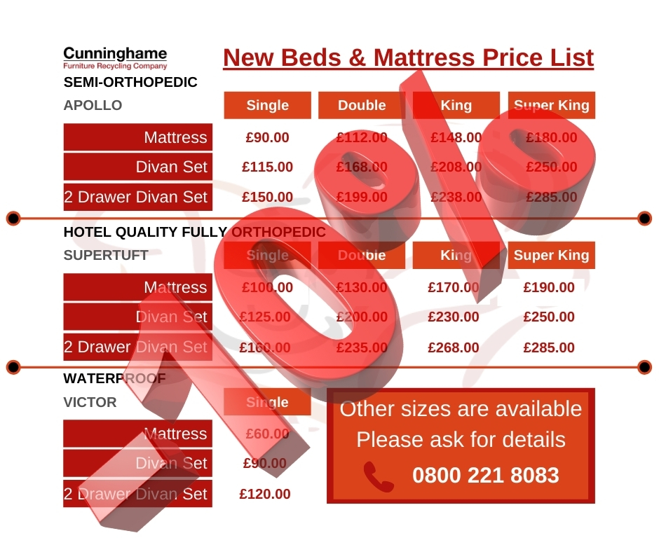 Beds and Matress Sale